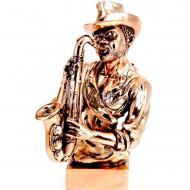 Статуэтка джазового музыканта саксофониста T1612 Classic Art