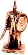 Статуэтка спартанского воина короля Леонида из фильма 300 спартанцев T1597 0906022