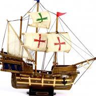 Корабль декоративный Santa Maria 34 см SH34134G