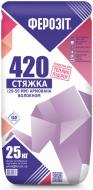Стяжка для підлоги Ферозіт 420 25кг