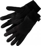 Перчатки McKinley Serge ux р. XS 204236-050 черный
