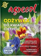 Добриво мінеральне Agrecol для зрізаних квітів 1х5 г