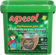 Добриво мінеральне Agrecol від пожовтіння хвої 5 кг
