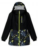 Куртка детская для мальчика JOIKS р.152 черный EW-06