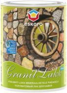 Лак для каменю GRANIT Lakk Eskaro напівмат 0,95 л