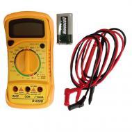 Мультиметр цифровой TRISCO R-620D