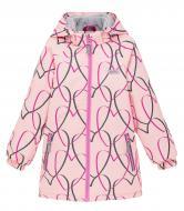 Куртка детская для девочки JOIKS р.140 розовый EW-09