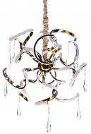 Люстра світлодіодна Інтерклас НСБ 06-12хХХ-007 42,3 Вт золото JD8251-12