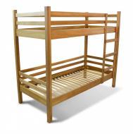 Ліжко двох'ярусне ArinWOOD StrongDuo 80x190 см бук