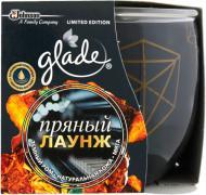 Ароматична свічка Glade Пряний Лаунж 120 г