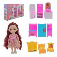Ігровий будиночок з лялькою ABL1012