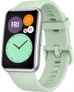 Смарт-часы Huawei WATCH FIT mint green (55025870)
