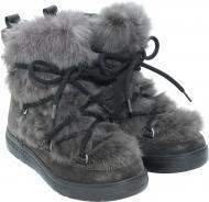 Ботинки Oscar Afterski Boots Grey р. 35 серый