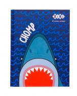Блокнот Sea А5 64 аркушів Kids Line, синій ZB.12752-02 ZiBi