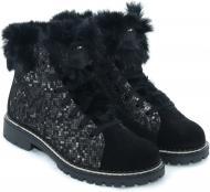 Ботинки Oscar Winter Footwear Black р. 35 черный