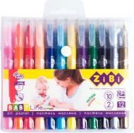 Олівець пастельний jumbo ZB.2497 ZiBi