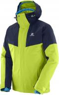 Куртка Salomon Icerocket Jkt M р. L зеленый L39733000