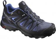 Кроссовки Salomon X ULTRA 3 GTX W L40002700 р.7 сине-черный