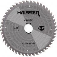 Пиляльний диск Haisser 210x30x2,4 Z48
