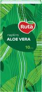 Носові хустинки кишеньки Ruta з ароматом алое 10 шт.