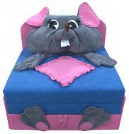 Детский диванчик малютка Ribeka Мышка