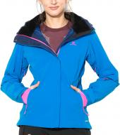 Куртка Salomon Brilliant Jkt W р. M синий L39687700