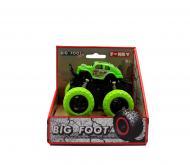 Позашляховик Funky Toys 4х4 інерційний трюковий зелений 60003