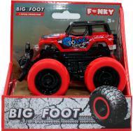 Позашляховик Funky Toys із краш-ефектом червоний 60006