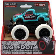 Позашляховик Funky Toys із краш-ефектом синій 60007
