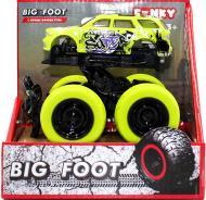 Позашляховик Funky Toys із краш-ефектом зелений 60008
