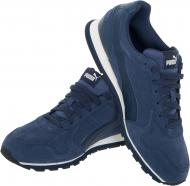 Кроссовки Puma ST Runner SD 35912804 р. 4.5 темно-синий