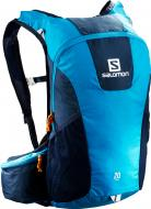 Рюкзак Salomon Trail Trail L39748500 20 л голубой с синими вставками