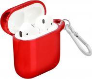Чохол для навушників Promate Neoncase для Apple AirPods Pro red (neoncase.maroon)