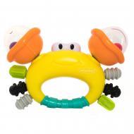 Брязкальце-прорізувач для зубів Infantino Містер Краб 304889I