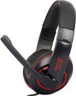 Гарнитура Somic Danyin DT-2208 black/red (DT-2208)