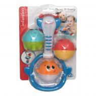 Іграшка для води Infantino Сачок і м'ячик 205041I
