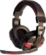 Гарнітура Somic DT-2698G black/red (DT-2698G)