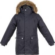 Куртка-парка для мальчика HUPPA Vesper р.158 серый 17480030-00018-0XS