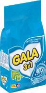Пральний порошок для машинного прання Gala Морська свіжість 3 кг