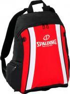 Рюкзак Spalding с сеткой для мяча 300453202 35 л черный с красным