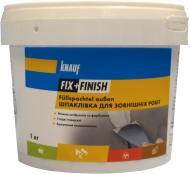 Шпаклівка ремонтна Knauf F+F для зовнішніх робіт 1 кг