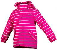 Куртка від дощу для дівчинки HUPPA Ackie р.128 рожевий 18130000-00163-128