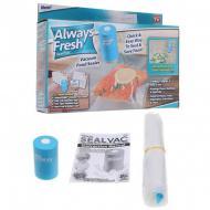 Вакуумный упаковщик Trend-mix Always Fresh Seal Vac Голубой (tdx0000929)