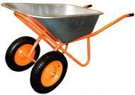 Тачка двоколісна Vitals 100/250-2 помаранчева