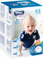 Підгузки Aura 5/XL 11-25кг 12шт