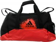 Спортивная сумка Adidas Maleta X Team M S94657 черный с красным