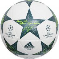 Футбольный мяч Adidas AW1617 р. 4 сувенирный AP0375