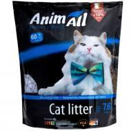 Наполнитель туалетов для кошек AnimAll  Силикагель Кристаллы аквамарина 7.6 л (42035)