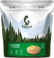 Продукти сушені ЇDLO Локшина з грибами 90 г