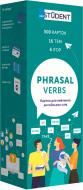 Картки для вивчення англійських слів «Phrasal Verbs»